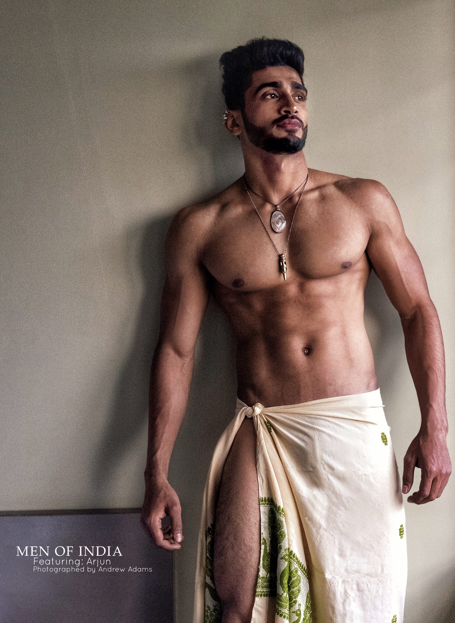 male nude model in india